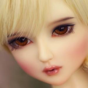 Ada's eyes