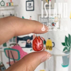 Cute blood bag's faceup