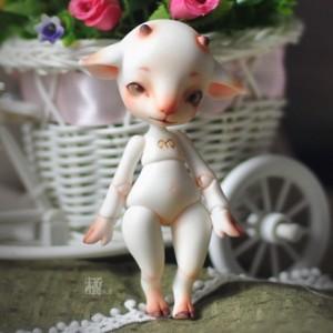 Nuan's body blushing