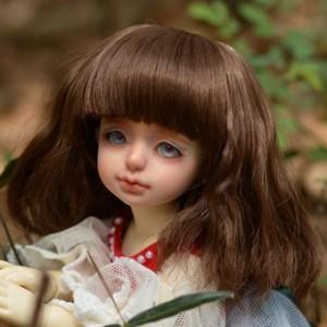 Feipu's wig