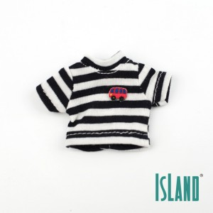BRU stripe T - shirt