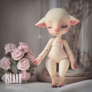 Mian's body blushing