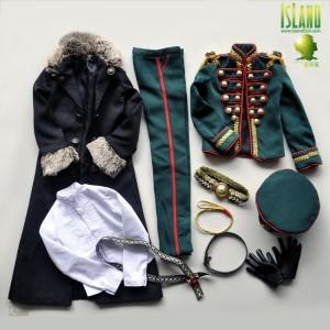 Veranoen's outfit