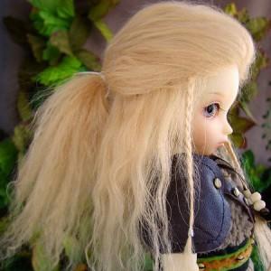 Apollo's wigs