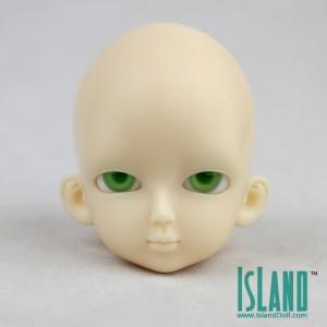 Finley's head