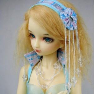 Aurora's wigs