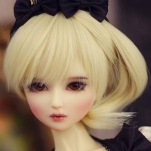 Ada's wig