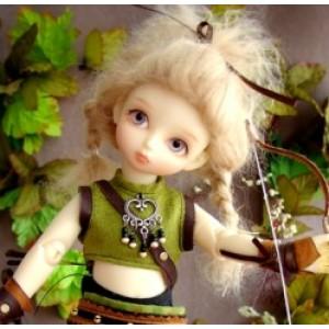 Artemis' wig